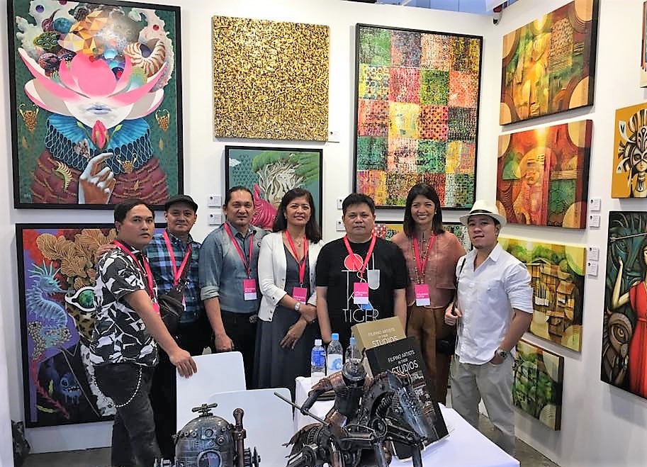 KAMBAL GALLERY PRESENTS FILIPINO ARTISTS AT THE 13TH EDITION